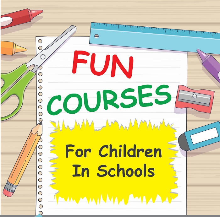 Fun Courses For Children In Schools